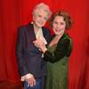 Imelda Staunton on Meeting Angela Lansbury Backstage