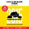 A.M.C & Six Blade - Posse