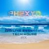   April   2015   Live Essential Tech House Mix  
