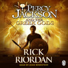 Percy Jackson And The Greek Gods by Rick Riordan (Audiobook Extract) read by Jesse Bernstein