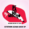 BESAME MUCHO VS T-ZAK (MASHUP 2015) #FREE DOWNLOAD