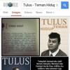 Tulus - Teman Hidup Acoustic Cover at Semarang