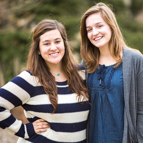 Teaching Sunday School While in College | Valen Caldwell '15 and Lillian Arjona-Garzon '16
