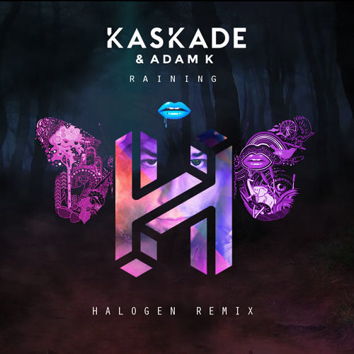 Kaskade & Adam K - Raining (Halogen Remix)