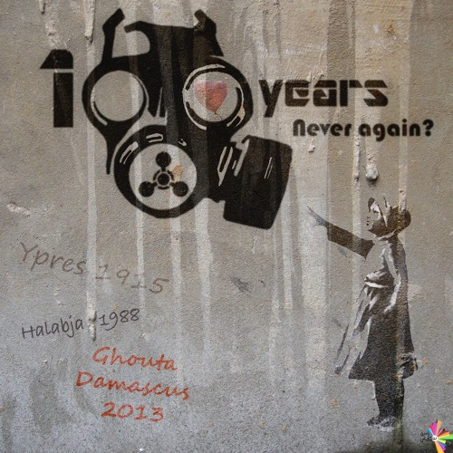 Special Coverage 80 - 100 Years of Chemical Weapons