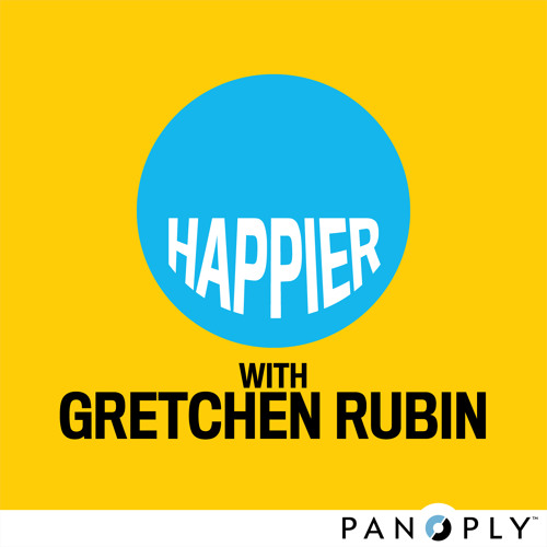 "Happier with Gretchen Rubin: Treat Yo'self But Don't Say ""YOLO"""