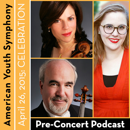 Pre-Concert Podcast: CELEBRATION