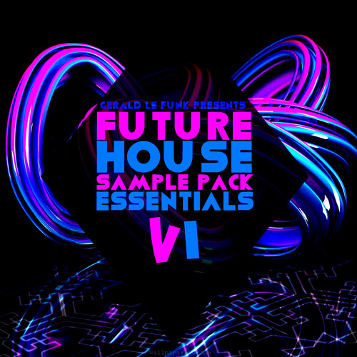 free future house sample pack essential v1 by gerald le funk free