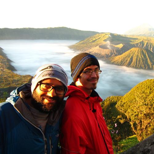 Ep 68 - Daniel And Kishan, Backpacking Duo