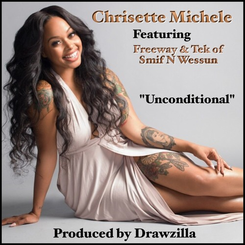 4. Chrisette Michele f  Freeway & Tek - Unconditional
