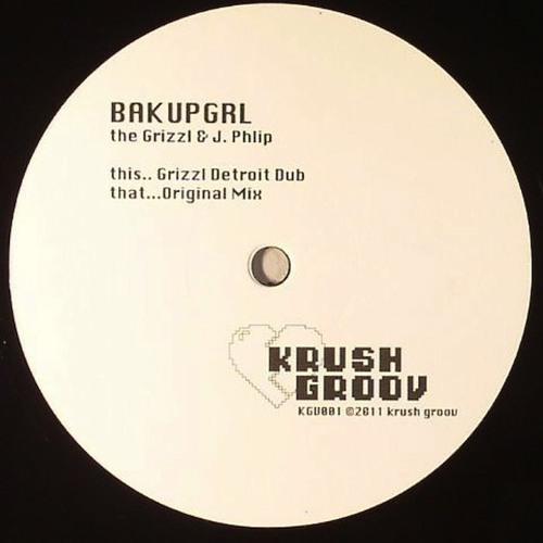 J.PHLIP & THE GRIZZL - BKUPGRL CLIP