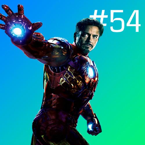 #54 - Universo Cinemático da Marvel e Avengers 2