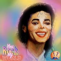 You Rock My World. (Michael Jackson Cover) Artwork