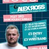 LOCO @ LIZARD LOUNGE SUNDAY 3RD MAY - With ALEX ROSS - MIXED BY GARETH WESTMORLAND