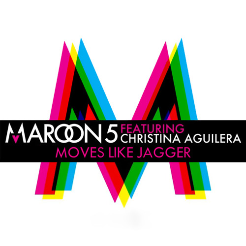 Maroon 5 Moves Like Jagger Ft Christina Aguilera Owltech Bootleg By Owltech
