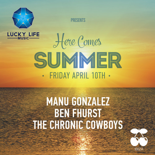 Lucky Life Music Show For Pioneer DJ Radio 044 feat Ben Fhurst live from Pacha Ibza