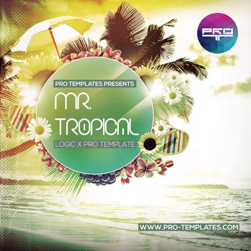 Mr.Tropical Logic X Pro Template