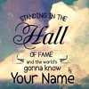 The Script - Hall Of Fame.