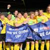Joe Shennan (BBC Radio Derby) on Burton Albion's promotion