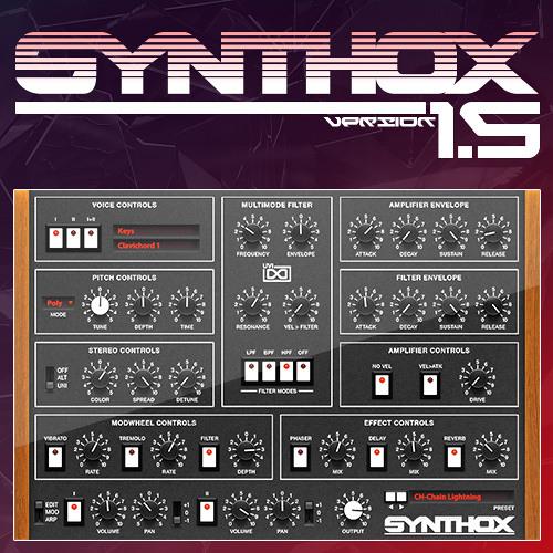 Synthox 1.5 | Analog Showcase by John Parkins
