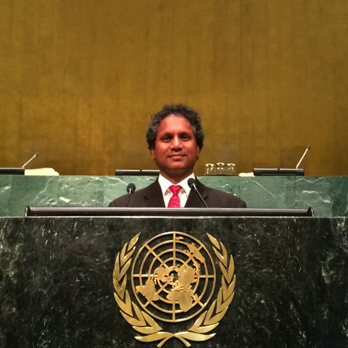 Address in the UN General Assembly Chamber