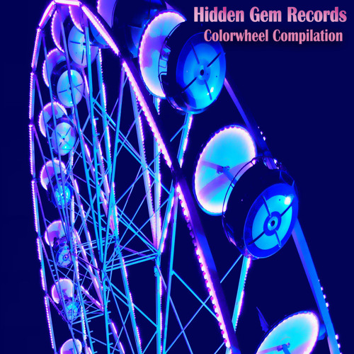 Hidden Gem Records - Colorwheel Compilation LP