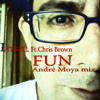 PITBULL Feat. Chris Brown - Fun ( Andre Moya Mix )