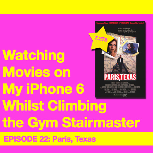 Movie Review 22: Paris, Texas (1984)