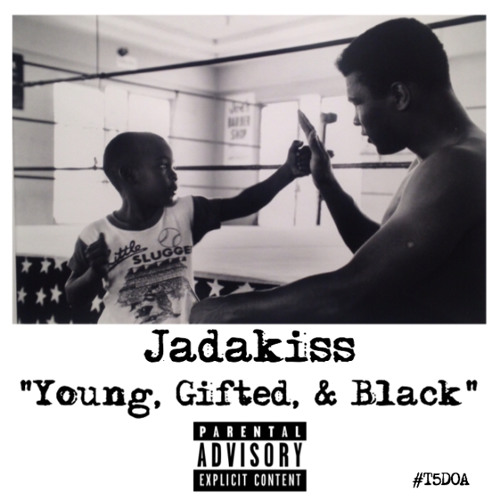Dj Envy - Jadakiss - Young, Gifted & Black Freestyle