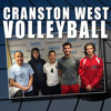HOT106 - Cranston West Volleyball