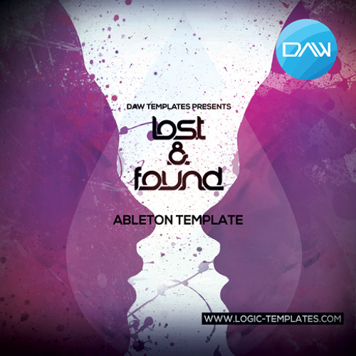 Lost & Found  Ableton Live DAW Template