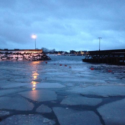 Lumbering Ice (2015)