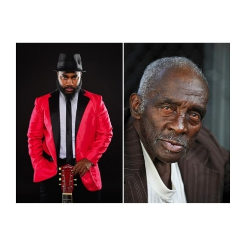 "Beale Street Caravan - A.J. Ghent and Leo ""Bud"" Welch - April 24, 2015"