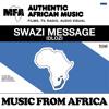 Tom Mkhize Swazi Message Album Cover