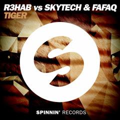 R3hab vs Skytech & Fafaq - Tiger [OUT NOW]
