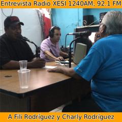 Entrevista (Radio XESI) 23/04/2015