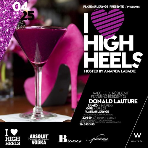 Girls Night Out ''Martinis, Champagne And High Heels''