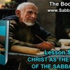Lesson 5 | Monday April 27 | Sabbath: Its Message and Meaning | Sabbath School