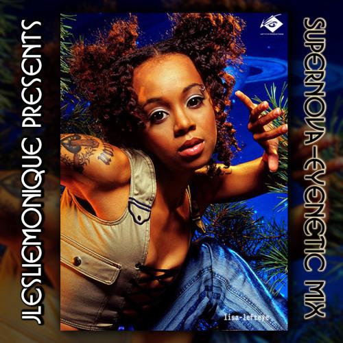 "Lisa 'Left Eye' Lopes ""Supernova Eyenetics""  [Tribute Mix '15]"