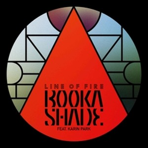 BOOKA SHADE : Line Of Fire promo DJ Mix, April 2015