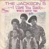 The Jackson 5 - I Want You Back (Alan Golden Remix)