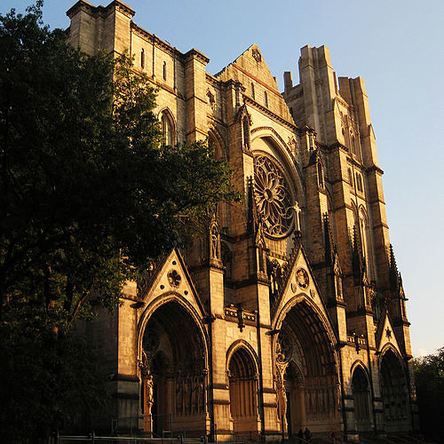 """Prelude and Double Fugue on """"IND"""" (St. John The Divine)"""