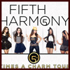 """All Of Me"" (LIVE no background noise) cover by Fifth Harmony"