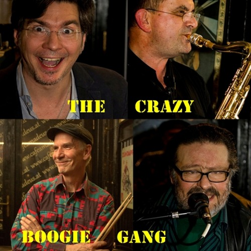 Jeeps Blues - The Crazy Boogie Gang