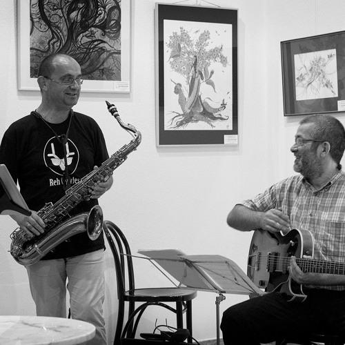 Hans Zinkl/Helmut Strobl live im ZWE 28.3.2014 Teil 1