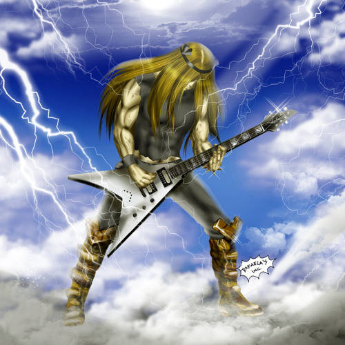 Hard Rock Hammer - Melodic Rock Instrumental