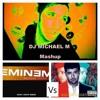 DJ MICHAEL M - Shake That Ass Blurred Lines EXPLICIT 2015 REMAKE (EMINEM Vs ROBIN THICKE)