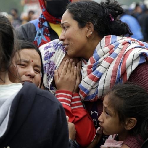 Nepal quake aftershocks