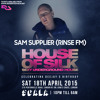 Sam Supplier 1.45am - 2-30am Live @ House of Silk - @ (DJ S Birthday) @ Scala Sat 18th April 2015