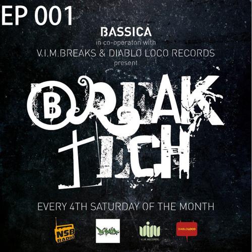 NSB RADIO - BREAK TECH EP 001 280315